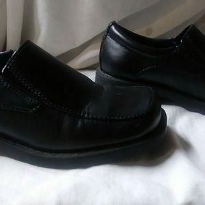 Boys Slip On Dress Shoes